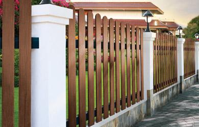 hàng rào bền đẹp, hàng rào gỗ