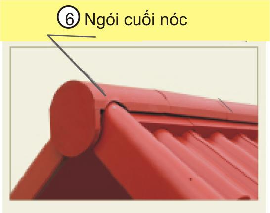 ngói màu fuji, mái nhà lợp ngói  siêu nhẹ, ngói màu xi măng